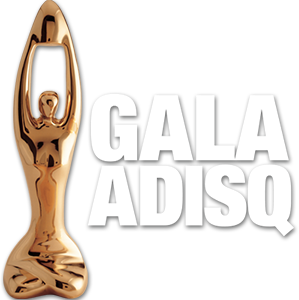 Robe gala adisq 2019