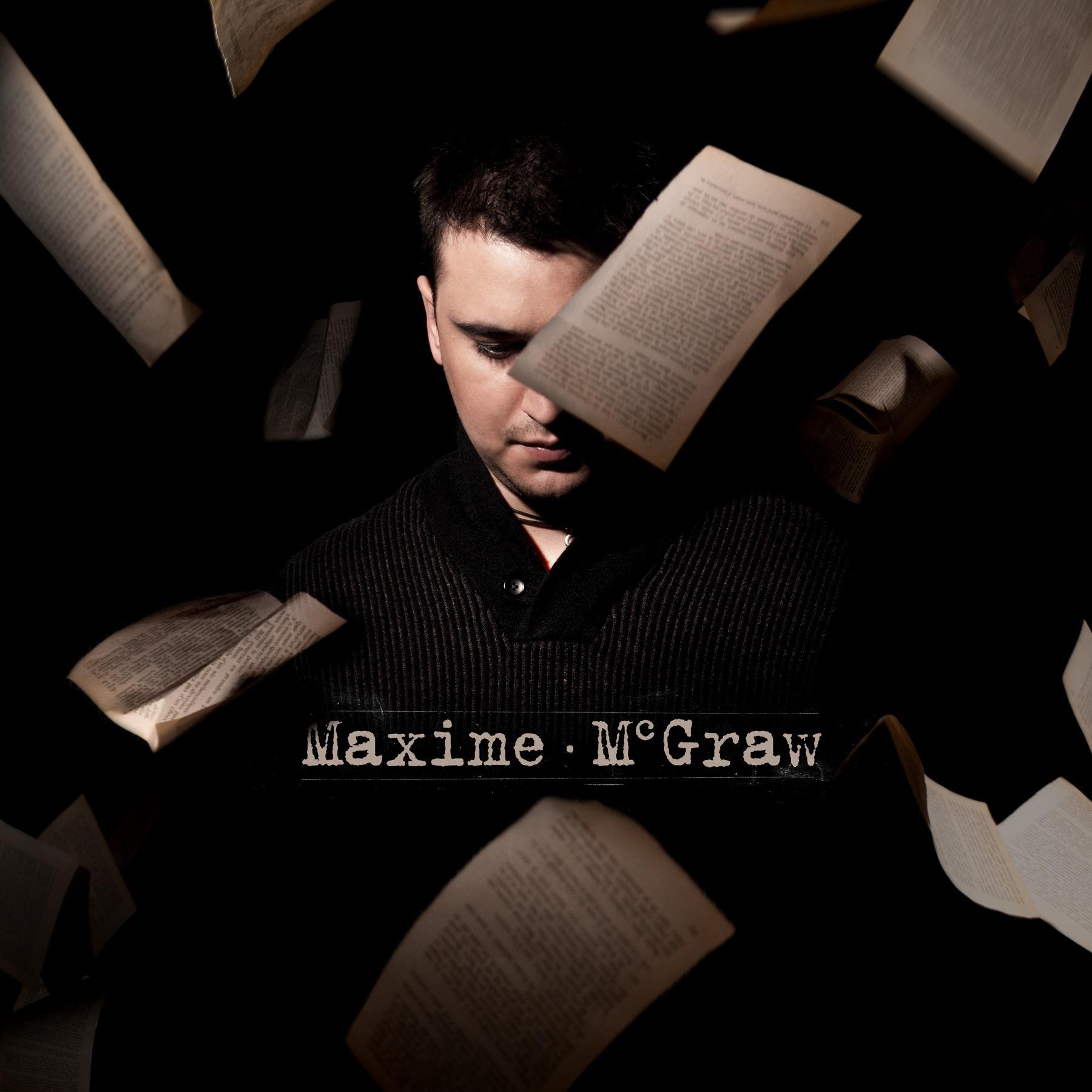 Maxime Mc Graw Cover