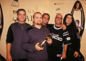 Gala de l'ADISQ - Présentatrice : Lara Fabian
