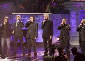 Vincent Vallières, Daniel Boucher, Pierre Flynn, Daniel Lavoie, Éric Lapointe, Benoît Brière