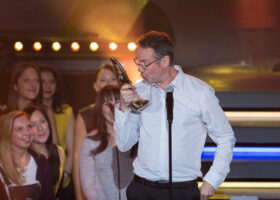 Gala de l'ADISQ 2016 - Laurence Jalbert