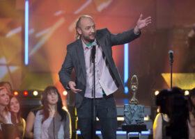 Gala de l'ADISQ 2016 - Karim Ouellet et Florence K