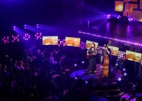 Premier Gala de l'ADISQ 2017 - Saratoga en performance
