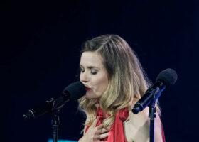Premier Gala de l'ADISQ 2017 - Andrea Lindsay, gagnante du Félix pour l'Album de l'année - Jazz