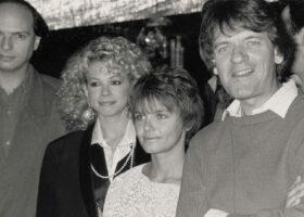 Michel Rivard, Martine St-Clair, Diane Tell et Jean-Guy Moreau