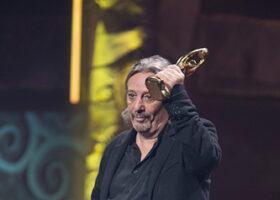 Gala de l'ADISQ - Ariane Moffatt et Louis-José Houde