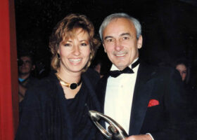 Judi Richards et Yvon Deschamps