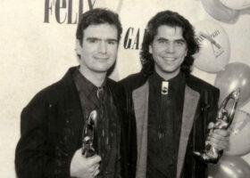 Pierre Flynn et Richard Séguin