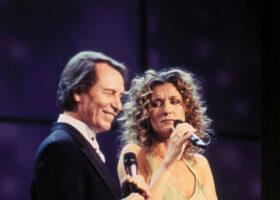 Jean-Pierre Ferland et Céline Dion