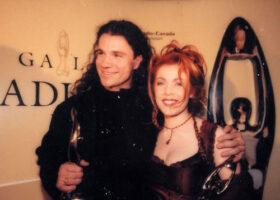Bruno Pelletier et Isabelle Boulay