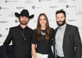 Premier Gala de l'ADISQ - Présentateurs : Matiu et Scott-Pien Picard