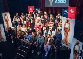Le Premier Gala de l'ADISQ - Coeur de pirate / Album de l'année – Anglophone avec Roses