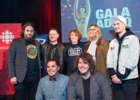 Le Premier Gala de l'ADISQ - Le Matos / Album de l'année – Musique électronique avec Chronicles Of The Wasteland