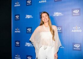 Premier Gala de l'ADISQ - Amélie Hall
