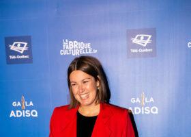 Premier Gala de l'ADISQ - Gabrielle Shonk