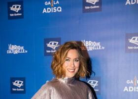 Premier Gala de l'ADISQ - Mélissa Lavergne
