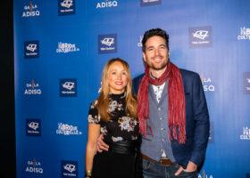Premier Gala de l'ADISQ - Charles-Antoine Gosselin