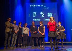 Festival de musique émergente en Abitibi-Témiscamingue remporte le Félix de l'Événement de l'année. (crédit photo : Jean-François Leblanc)