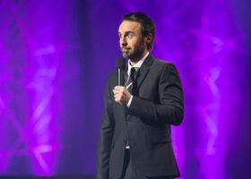 Gala de l'ADISQ 2016 - Louis-José Houde