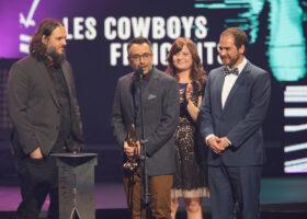 Gala de l'ADISQ 2016 - Les Cowboys Fringants