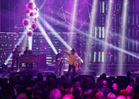 Gala de l'ADISQ - The Brooks en performance