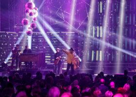 Premier Gala de l'ADISQ - Isabelle Boulay, Lou-Pascal Tremblay