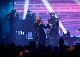Gala de l'ADISQ - Alexe Gaudreault en performance