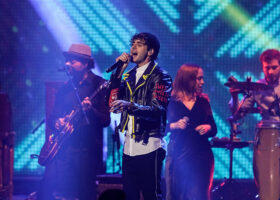 Gala de l'ADISQ - Alex Nevsky en performance