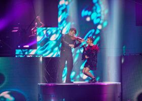 Gala de l'ADISQ - Alexandre Da Costa et Klô Pelgag en performance