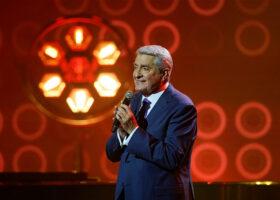 Gala de l'ADISQ - Michel Louvain en performance