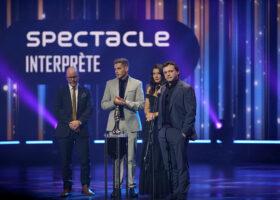Gala de l'ADISQ - Mary Poppins - La comédie musicale, gagnante du Félix pour Spectacle de l'année - Interprète