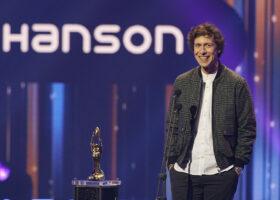 Gala de l'ADISQ - Patrice Michaud, gagnant du Félix pour Chanson de l'année