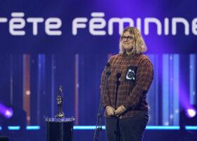 Gala de l'ADISQ - Safia Nolin, gagnante du Félix Interprète féminine de l'année