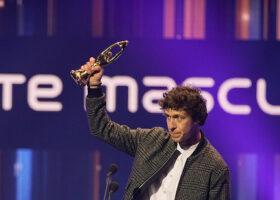 Gala de l'ADISQ - Patrice Michaud, gagnant du Félix pour Interprète masculin de l'année