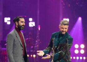 Gala de l'ADISQ - Gagnant dans la catégorie Album de l'année - Adulte contemporain: Pierre Lapointe pour La science du coeur