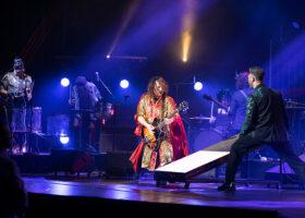 Gala de l'ADISQ - Performance de Pierre Lapointe et Galaxie