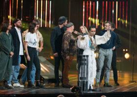 Gala de l'Industrie - Jean Bard et Serge Postigo, gagnants du Félix pour Mise en scène et scénographie de l'année