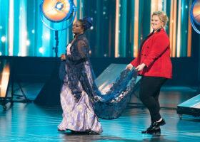 Gala de l'ADISQ - Présentatrices: Marie Josée Lord et Debbie Lynch-White