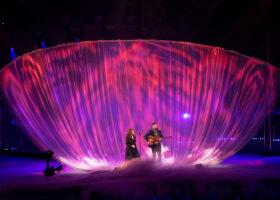Gala de l'ADISQ - Performance de Isabelle Boulay et Tire le coyote