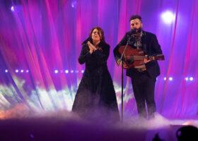 Premier Gala de l'ADISQ 2017 - Sylvain Garneau, gagnant du Félix pour l'Album de l'année - Country