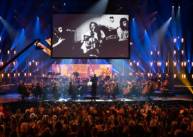 Premier Gala de l'ADISQ 2017 - Klô Pelgag, gagnante du Félix pour l'Album de l'année - Choix de la critique