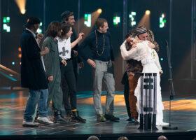 Gala de l'ADISQ - Album de l'année - Pop: Hubert Lenoir pour Darlène