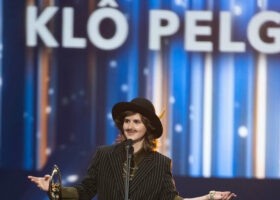 Gala de l'Industrie - Équipe Spectra, gagnant du Félix pour Agence de spectacles de l'année