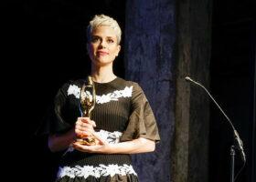 Gala de l'Industrie - Notre animatrice de la soirée, Claudine Prévost