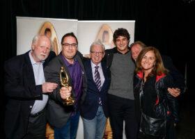 Gala de l'ADISQ - Daniel Bélanger, gagnant du Félix pour Spectacle de l'année - Auteur-compositeur-interprète