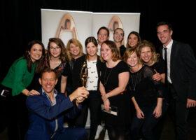Gala de l'ADISQ - Louis-José Houde et Ariane Moffatt