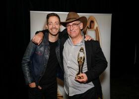 Gala de l'Industrie - Rob Heaney, gagnant du Félix pour Prise de son et mixage de l'année