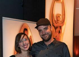 Julie Masse et Mario Pelchat