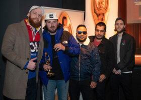 Gala de l'Industrie - Réalisateur de l'année : Marc Vincent et Alex Guay  Une année record - Loud
