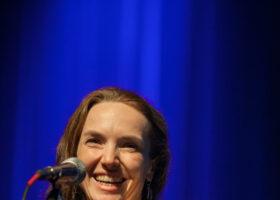Jorane a remporté le Félix de l'Album de l'année - Instrumental (crédit photo : Jean-François Leblanc)